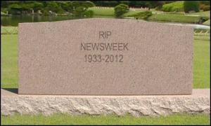 RIP Newsweek